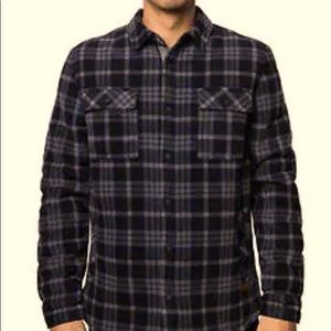 Voyager fleece lined flannel jacket XXL
